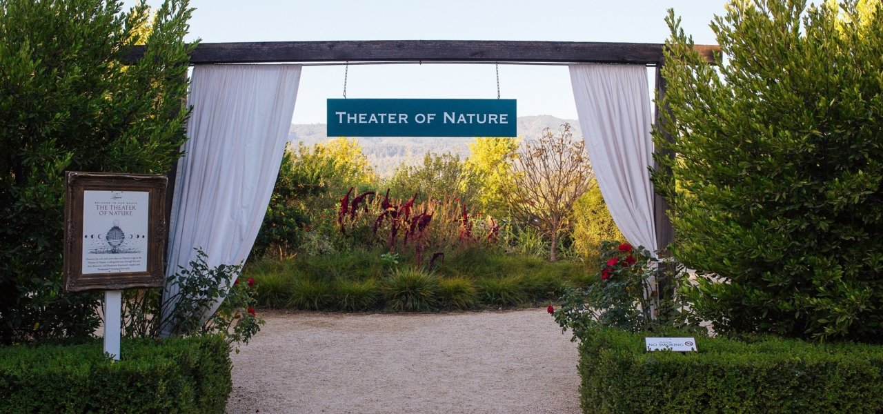 Theater of Nature at Raymond Vineyards