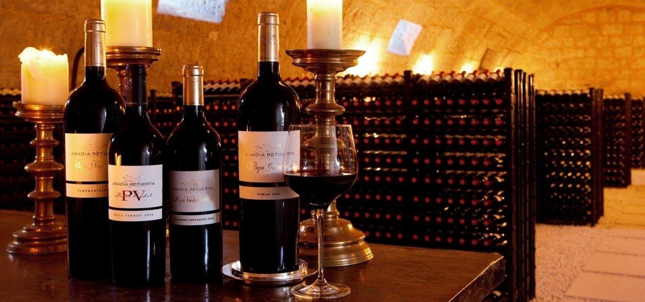 Wines of Abadia Retuerta