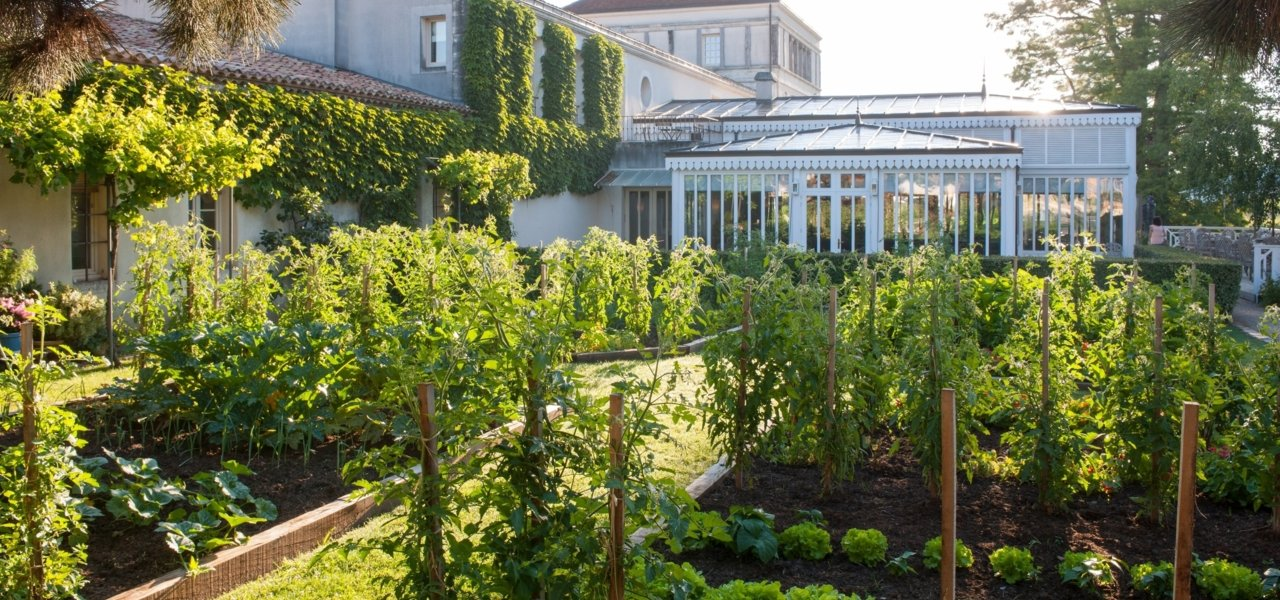 La Grand'Vigne Vegetable Garden