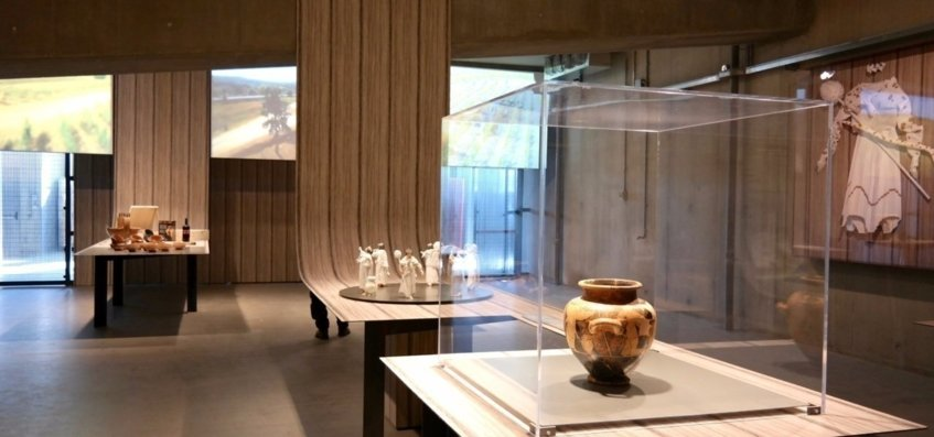 Etruscan Museum - Rocca di Frassinello - Wine Paths