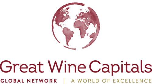 Great Wine Capitals logo - Wine Paths