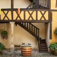 Luxury hotel in burgundy - Hotel Le Cep & Spa Marie de Bourgogne - Wine Paths