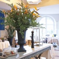 Partner A charming garden restaurant in the heart of Aix-en-Provence photo